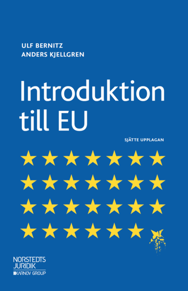 bokomslag Introduktion till EU