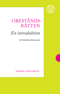 bokomslag Obeståndsrätten : en introduktion