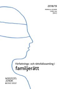 bokomslag Författnings- och rättsfallssamling i familjerätt 2018/19
