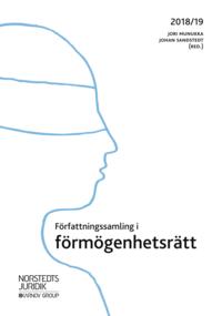 bokomslag Författningssamling i förmögenhetsrätt : 2018/19