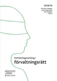 bokomslag Författningssamling i förvaltningsrätt : 2018/19