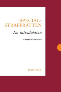 bokomslag Specialstraffrätten : en introduktion