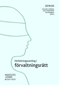 bokomslag Författningssamling i förvaltningsrätt : 2019/20