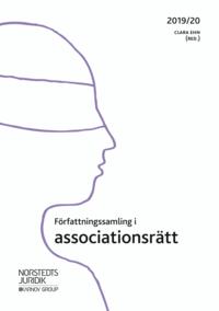 bokomslag Författningssamling i associationsrätt : 2019/20