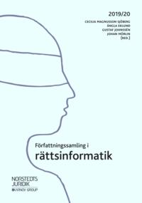 bokomslag Författningssamling i rättsinformatik : 2019/20
