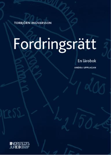 bokomslag Fordringsrätt : en lärobok