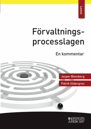 bokomslag Förvaltningsprocesslagen : en kommentar