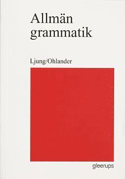 bokomslag Allmän grammatik