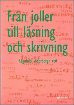 bokomslag Från joller till läsning och skrivning