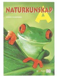 bokomslag Naturkunskap A 2:a uppl