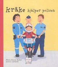 Kråke hjälper polisen