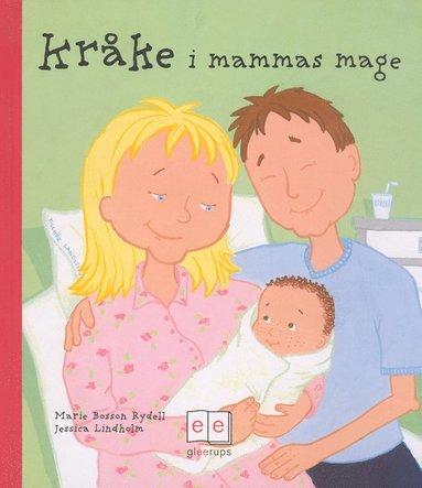 bokomslag Kråke i mammas mage