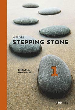 bokomslag Stepping Stone 1 Elevbok 2:a uppl inkl CD