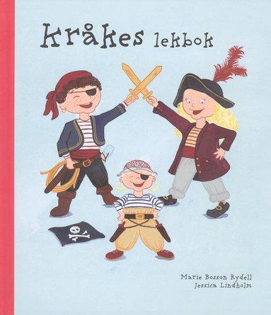 bokomslag Kråkes lekbok