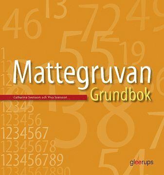 bokomslag Mattegruvan Grundbok 2:a uppl :