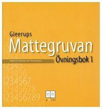 bokomslag Mattegruvan Övn bok nivå 1 2:a uppl