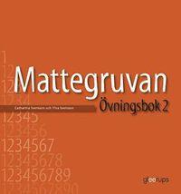bokomslag Mattegruvan Övn bok nivå 2 2:a uppl