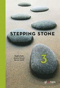 bokomslag Stepping Stone 3 Elevbok 2:a uppl inkl CD