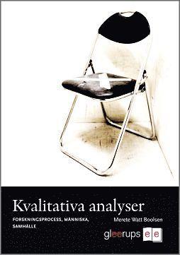bokomslag Kvalitativa analyser