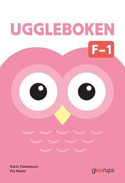 bokomslag Uggleboken F-1