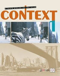 bokomslag Context 1 Main Book