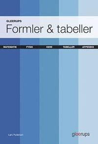bokomslag Gleerups Formler och Tabeller