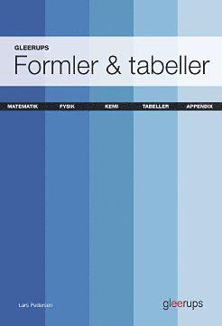 bokomslag Gleerups Formler & tabeller