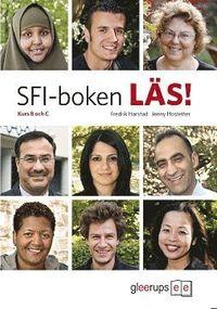 bokomslag SFI-boken LÄS! Kurs B och C inkl CD