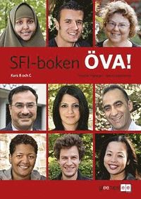 bokomslag SFI-boken ÖVA! Kurs B och C