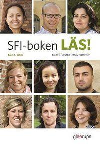 bokomslag SFI-boken LÄS! Kurs C och D
