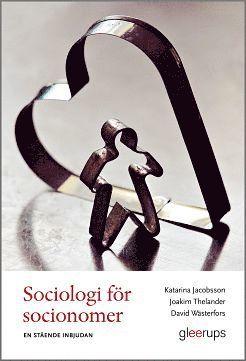 bokomslag Sociologi för socionomer: en stående inbjudan