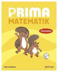 bokomslag Prima Matematik Förskoleklass