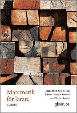 bokomslag Matematik för lärare, Delta Didaktik