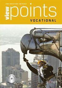 bokomslag Viewpoints Vocational, Elevbok + Daisy-CD