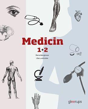 bokomslag Medicin 1+2, elevbok