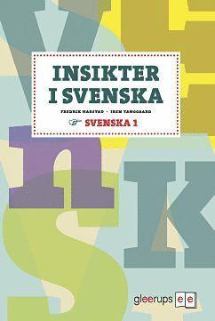 bokomslag Insikter i svenska 1