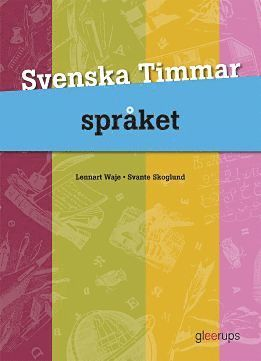 bokomslag Svenska Timmar Språket 4:e uppl