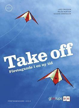 bokomslag Take Off Företagsekonomi 1 och 2 Faktabok