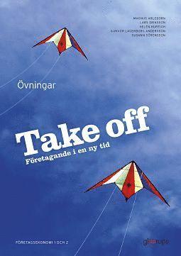 bokomslag Take Off Företagsekonomi 1 och 2 Övn bok