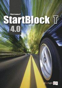 bokomslag Prestanda Startblock T
