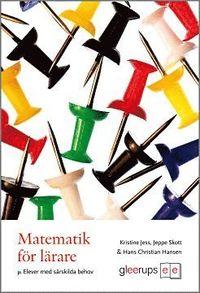 bokomslag Matematik för lärare, My
