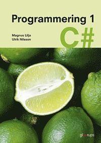 bokomslag Programmering 1 C#