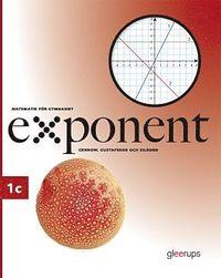 bokomslag Exponent 1c