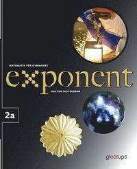 bokomslag Exponent 2a