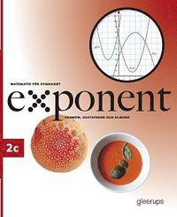 bokomslag Exponent 2c