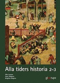 bokomslag Alla tiders historia 2-3