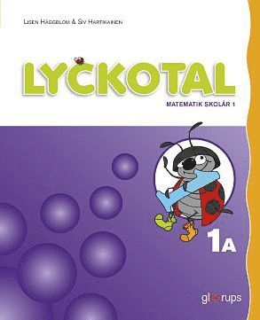 bokomslag Lyckotal 1A Grundbok