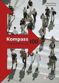 bokomslag Kompass till samhällskunskap 100 p