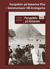 bokomslag Perspektiv på historien Plus, kommentarer till övningarna