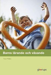 bokomslag Barns lärande och växande, elevbok